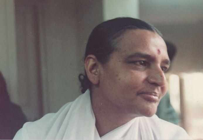 Pune,Geeta en juillet 1991